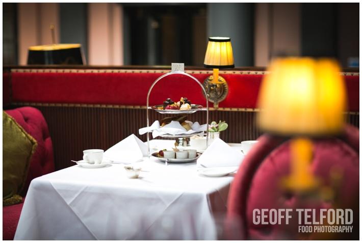The Merchant Hotel/Cloth Ear – Afternoon Tea & Street Food