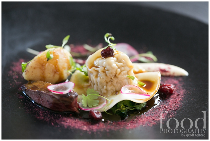 Old Schoolhouse Inn, Comber - Professional Food Photography Ireland